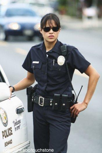 Michelle Rodriguez in una scena dell'episodio The Lie di Lost