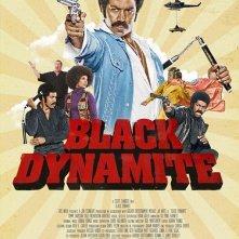 La locandina di Black Dynamite
