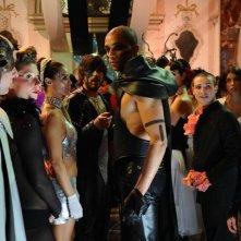 Aurelien Gaya in una scena del film Iago