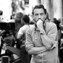 Il regista Riccardo Donna