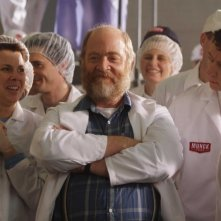 J.K. Simmons e Siobhan Fallon in una scena del film New in Town