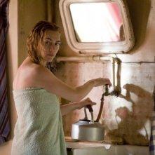 Kate Winslet in una scena di The Reader