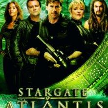 La copertina di Stargate Atlantis - Stagione 4