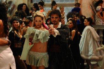 Laura Chiatti e Nicolas Vaporidis in un'immagine del film Iago