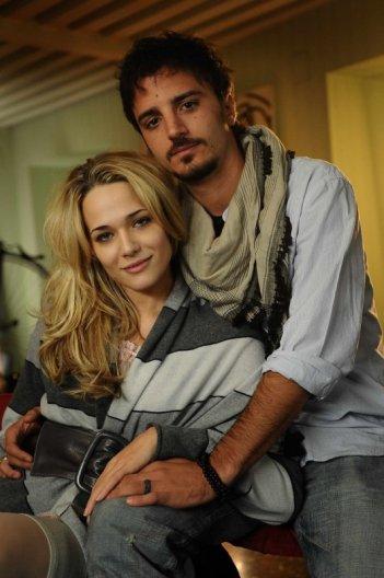Laura Chiatti e Nicolas Vaporidis in una foto promozionale del film Iago