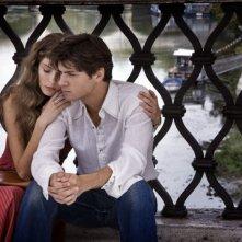Maria P. Petruolo e Emanuele Bosi in una scena del film Questo piccolo grande amore