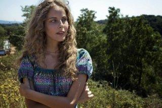 Maria P. Petruolo in un'immagine del film Questo piccolo grande amore