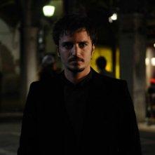 Nicolas Vaporidis in una scena del film Iago