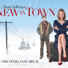 Un wallpaper del film New in Town