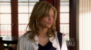 AnnaLynne McCord in una scena dell'episodio By Accident di 90210