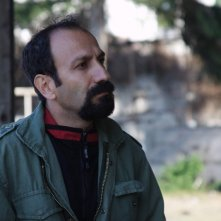 Asghar Farhadi sul set di About Elly (Darbareye Elly) in concorso a Berlino 2009