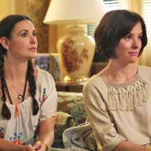 Demi Moore e Parker Posey nel film film Happy Tears
