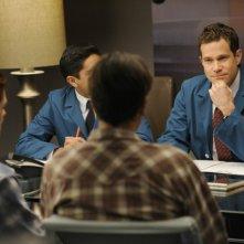Dylan Walsh in una scena dell'episodio 'Gene Shelly' della serie tv Nip/Tuck