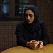 Golshifteh Farahani in una scena di About Elly (Darbareye Elly) in concorso a Berlino 2009