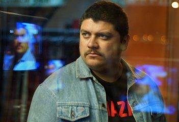 Horacio Camandule in una scena del film Gigante, in concorso a Berlino 2009