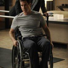 John Hensley e Dylan Walsh nell'episodio 'Ronnie Chase' della quinta stagione di Nip/Tuck