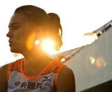 La bella Sandrine Pinna è Yang Yang, protagonista del film di Cheng Yu-Chieh