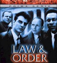 La locandina di Law & Order - I due volti della giustizia