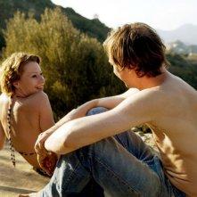 Lars Eidinger con Birgit Minichmayr in una sequenza del film film Alle Anderen (Everyone Else)