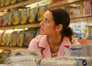 Leonor Svarcas in una scena del film Gigante, in concorso a Berlino 2009