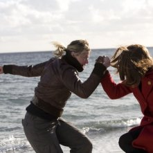 Lorna Brown e Trine Dyrholm nel film Little Soldier (Lille soldat) in competizione a Berlino 2009