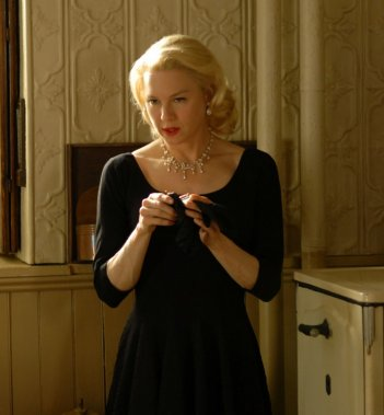 Renee Zellweger in una sequenza di My One and Only