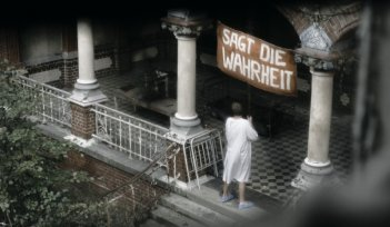Una scena del film Deutschland 09