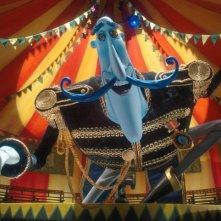 Mr. Bobinski in una scena del film Coraline e la porta magica