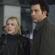 Naomi Watts e Clive Owen sono i protagonisti del film The International
