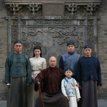 Aaron Kwok con il cast del film Empire Of Silver (Baiyin Diguo)