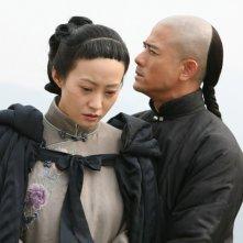 Aaron Kwok e Hao Lei nel film Empire Of Silver (Baiyin Diguo)