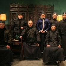Aaron Kwok e il cast del film Empire Of Silver (Baiyin Diguo)