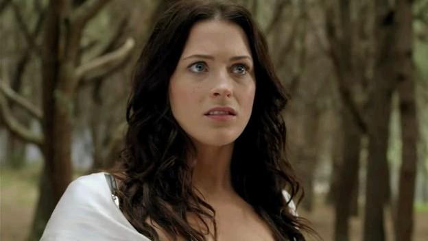 Bridget Regan In Una Scena Dell Episodio Identity Della Serie Tv Legend Of The Seeker 104168