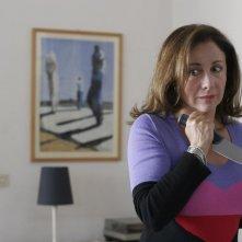 Carla Signoris in una scena del film Ex