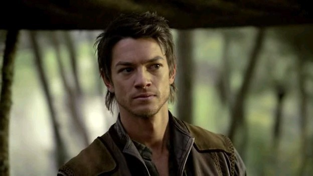 Craig Horner In Una Scena Dell Episodio Brennidon Della Prima Stagione Della Serie Tv Legend Of The Seeker 104162
