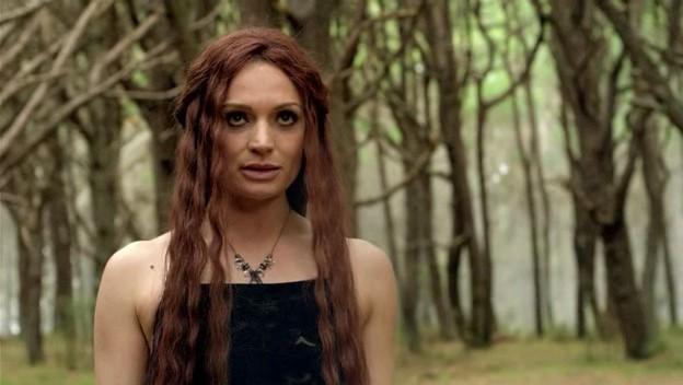 Danielle Cormack In Una Scena Dell Episodio Identity Della Serie Tv Legend Of The Seeker 104170
