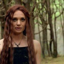 Danielle Cormack in una scena dell'episodio Identity della serie tv Legend of the Seeker