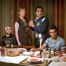 Elyas M'Barek in una sequenza del serial Kebab for Breakfast