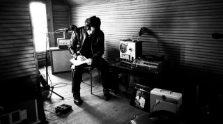 Jack White nel film It Might Get Loud