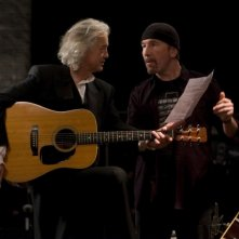The Edge e Jimmy Page nel documentario musicale It Might Get Loud