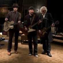 The Edge, Jimmy Page e Jack White nel documentario musicale It Might Get Loud