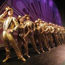 Wallpaper del film Every Little Step, incentrato sulla genesi e la realizzazione del musical A Chorus Line