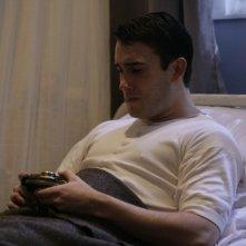 Anthony Lewis in una scena dell'episodio 'Fino all'ultimo uomo' della serie Torchwood