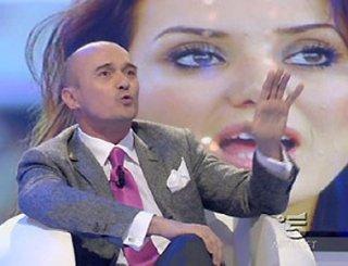 Grande Fratello 9 - Daniela Martani durante una discussione accesa con Alfonso Signorini