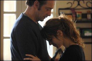 Vincent Lindon e Audrey Dana nel film Welcome
