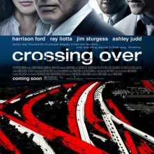 La locandina di Crossing Over