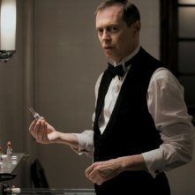 Steve Buscemi in una sequenza del film John Rabe