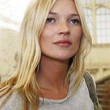 Una foto della modella Kate Moss