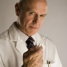 Alan Dale in una foto promozionale per l'episodio 'Reset' della serie tv Torchwood