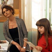 Angelica Cinquantini ed Elena Sofia Ricci ne I Cesaroni 3